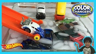 Download 10+ COLOR CHANGERS CARS Hot Wheels Color Shifters Toys Ryan ToysReview 3Gp Mp4