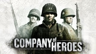 Company of Heroes All Cutscenes (Game Movie) 1080p HD
