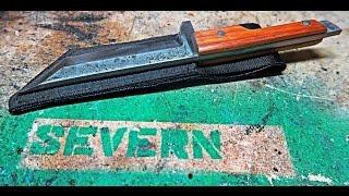 KILLER HEDGE SHEAR KNIFE DIY PART 1