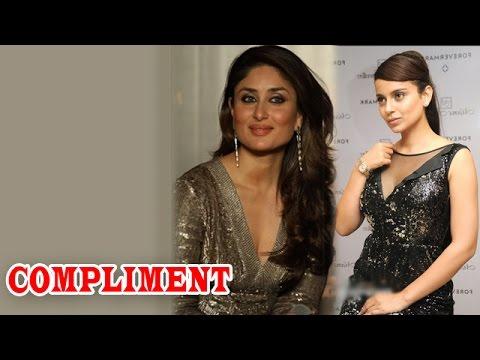 Kareena Kapoor Khan Thinks Kangana Ranaut Is Bollywood's Best Actress   EXCLUSIVE