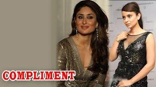 Kareena Kapoor Khan Thinks Kangana Ranaut Is Bollywood