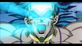 Broly Goes Legendary Super Saiyan For The First Time 1080p HD
