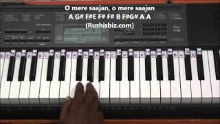 Mera Dil Bhi Kitna Pagal Hai (Classical Notes) - Saajan