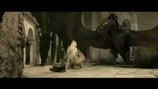 LOTR - Deleted Scenes -  Witch King vs. Gandalf