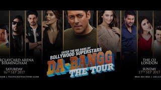 humtechfilms - Salman Khan | Da Bangg The Tour Press | Sonakshi Sinha, Jacqueline Fernandez