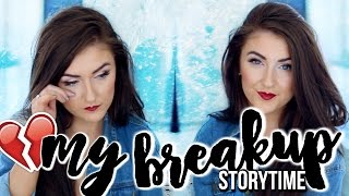 HE CHEATED ON ME!!!!! My Breakup Story & How I Found Happiness || Sarah Belle