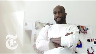 Virgil Abloh is Saving Luxury With T-Shirts | In the Studio