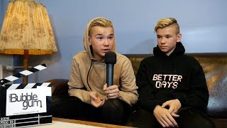 Marcus & Martinus - Backstage Berlin - Uncut | Bubble Gum TV