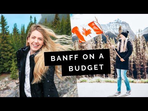 BANFF Travel Guide Budget Tips Little Grey Box