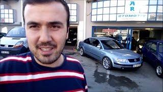 Araba Kaçırma l Oto Galeriye Girip Sahibinin Haberi Olmadan Arabaya Binme :D :D Vw Passat