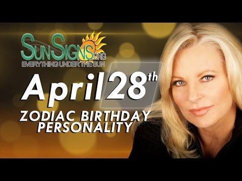 Facts & Trivia - Zodiac Sign Taurus April 28th Birthday Horoscope