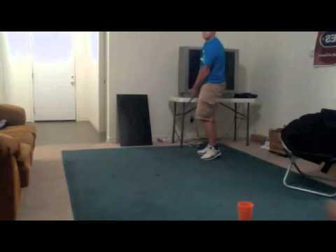 amazing golf trick shot- jake truss