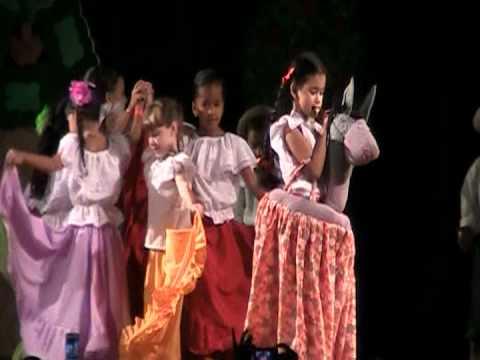 Miranda Bailando La Burriquita