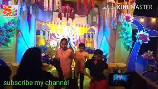 बांदा के लड़कियों का जबरदस्त हॉट डांस ( Hot dance)