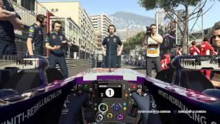Entrenamiento para el jueves. Monaco laps4f1 F1 2015