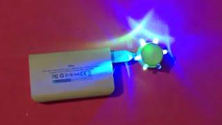 How to make a Powerful USB Led Light