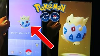INCROYABLE TOGEPI POKEMON GO !! - Pokémon GO FR #77