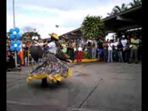 Baile de la Burriquita UNESR APURE