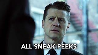 """Gotham 4x12 All Sneak Peeks """"Pieces of a Broken Mirror"""" (HD) Season 4 Episode 12 All Sneak Peeks"""