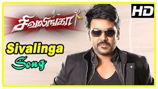 Shivalinga Movie Scenes | Raghava inquires how Shakthi knows Ritika | Sivalinga Song | Bhanupriya