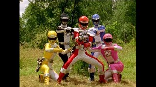 Power Rangers Operation Overdrive - Both Sides Now - Power Rangers vs Miratrix (Episode 8)