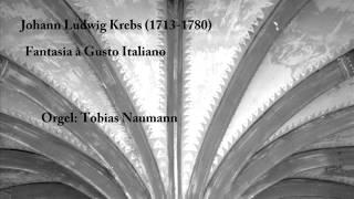 Fantasia à Gusto Italiano (Johann Ludwig Krebs)