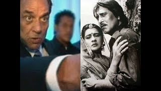 Dharmendra & Vinod Khanna fist fight for Amrita Singh