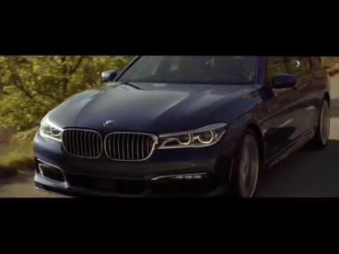 THE NEW BMW ALPINA B7 BITURBO