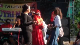 DANGDUT JAMAIKA - ORGAN DANGDUT PUTRI NADA LIVE CIKEDUNG 14 APRIL 2017