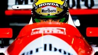 Ayrton Senna - Tribute to a Legend