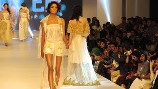 PFDC Sunsilk Fashion Week Pakistan Beautiful Models Displayed Creative Work of Designers