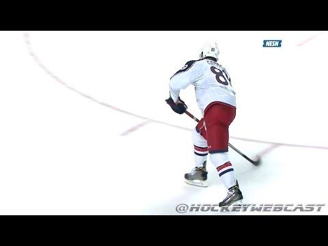 Sam Gagner Slick Shootout Goal vs Boston Bruins - Sep 26, 2016 (1080p - 60FPS)