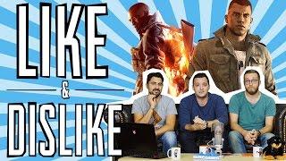 LIKE & DISLIKE: Mafia 3, Battlefield 1, Until Dawn Rush of Blood...