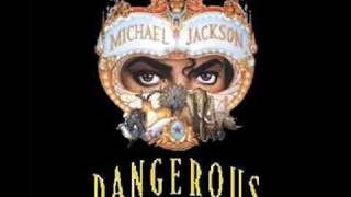 Michael Jackson - Dangerous (MUSIC)