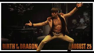 Birth of the Dragon Official Trailer #1 (2017) Bruce Lee VS Wong Jack Man