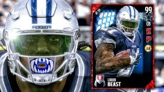99 ULTIMATE MASTER BEAST PLAYING ON ROOKIE! Madden 17 Career Mode Gameplay! Ep. 61
