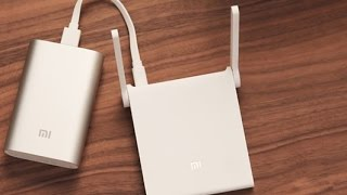 Xiaomi wi fi router Mi NANO Карманный МОНСТР