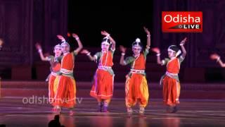 Gotipua Dance - Odisha Dance Academy - Dhauli Kalinga Mahotsav