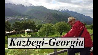 Georgia/Kazbegi (View from the Rooms Hotel) Part 28