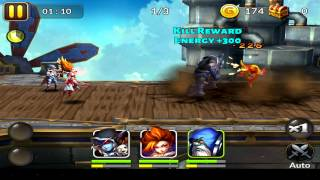 Heroes & Titans: Battle Arena - Android gameplay GamePlayTV