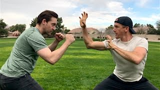 Real Kung Fu Fighting - Tiger Style Martial Arts