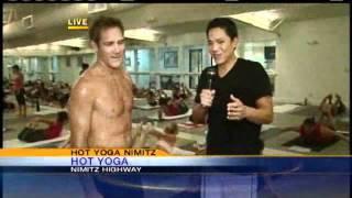 Change Your Life: Hot Yoga