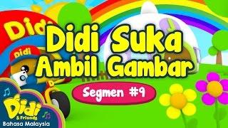 Didi Suka Ambil Gambar | Didi & Friends | Segmen #9