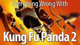 Everything Wrong With Kung Fu Panda 2 In 15 Minutes Or Less