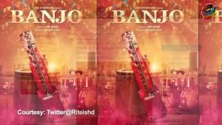 First Look Poster of Banjo Riteish Deshmukh NargisFakhri