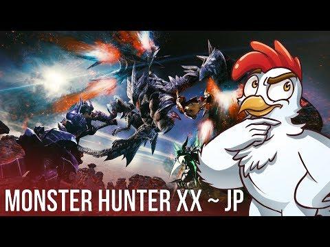 Xxx Mp4 Monster Hunter XX Japanese Switch Demo Gameplay 3gp Sex