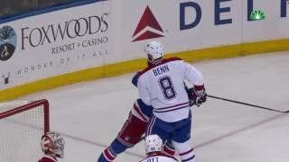 Montreal Canadiens vs New York Rangers - April 22, 2017 | Game Highlights | NHL 2016/17