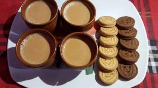 Chai  | tea recipe in India | chai garam |nasreen's kitchen recipe