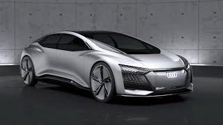 Audi Aicon Concept - IAA 2017