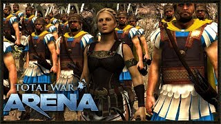 Blocking Out The Sun - Arena Total War Closed Beta Gameplay